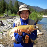 Our White River fishing trips are suitable for both experienced anglers and newcomers.