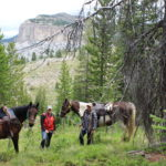 Our horseback trips offer an amazing opportunity to experience one of the most natural strongholds in North America.