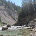 Our Montana fishing trips provide a unique opportunity to enjoy the unspoiled beauty of the Bob Marshall Wilderness.